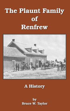 Plaunt Family of Renfrew