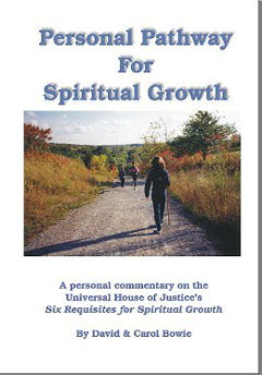 Cover for Personal Pathway