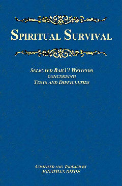 Cover- Spiritual Survival