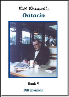 Cover Bill Bramah's Ontario
