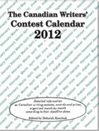 Canadian Writers' Contest Calendar 2012