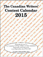 Canadian Writers' Contest Calendar 2015