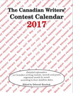 Canadian Writers' Contest Calendar 2017