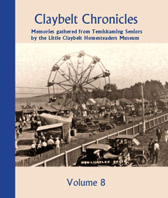 Claybelt Chronicles Volume Eight