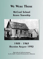 We Were There-McCool School