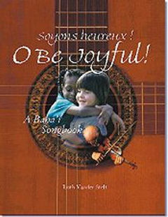 O Be Joyful-Songbook Cover