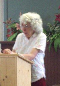 Spring Pulse Poetry Festival Poet Laureate Ann Margetson