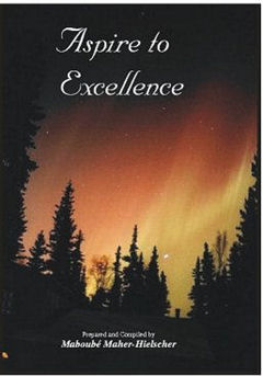 Aspire to Excellence- front cover