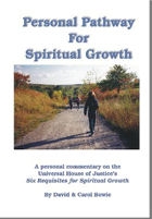 Personal Pathway to Spiritual Growth