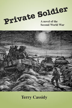 Private Soldier by Terry Cassidy