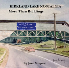 Kirkland Lake Nostalgia cover