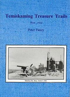 Temiskaming Treasure Trails 1916-1922