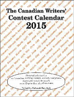 Canadian Writers' Contest Calendar 2015