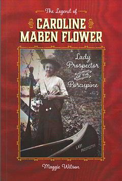 Caroline Maben Flower cover