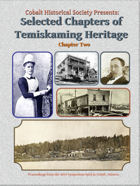Selected Chapters of Temiskaming Heritage Chapter Two