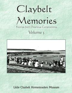 Claybelt Memories 3 cover