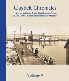 Claybelt Chronicles 9 cover