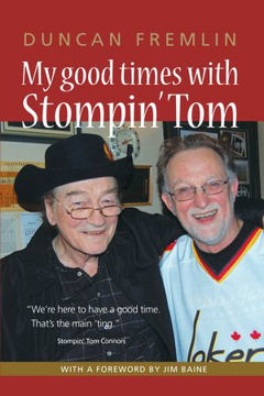 My Good Times With Stompin' Tom cover