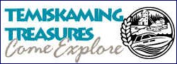 Links to our area's Attractions through the Temiskaming Shores & Area Chamber of Commerce website